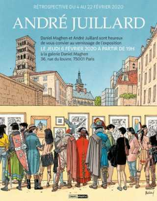 Rétrospective André Juillard
