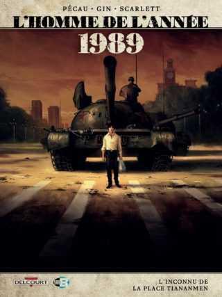 L'Homme de l'année 1989