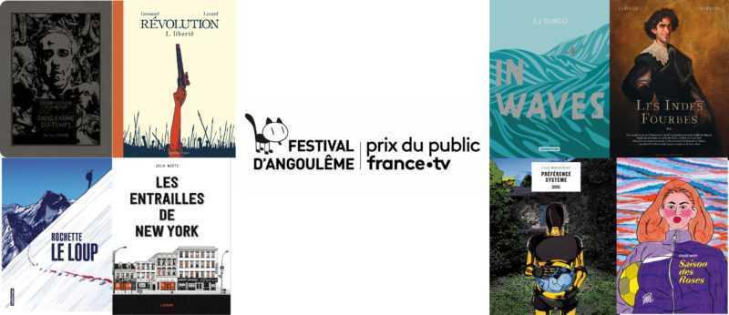 Prix du Public France Télévisions d'Angoulême 2020
