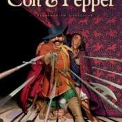 Colt & Pepper, un monde ensorcelé signé Kordey
