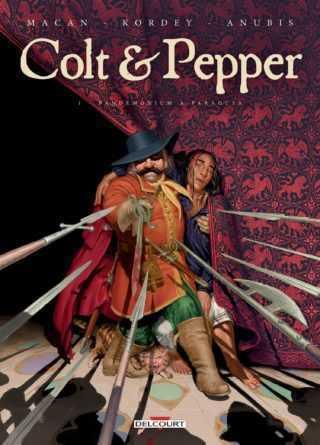 Colt & Pepper