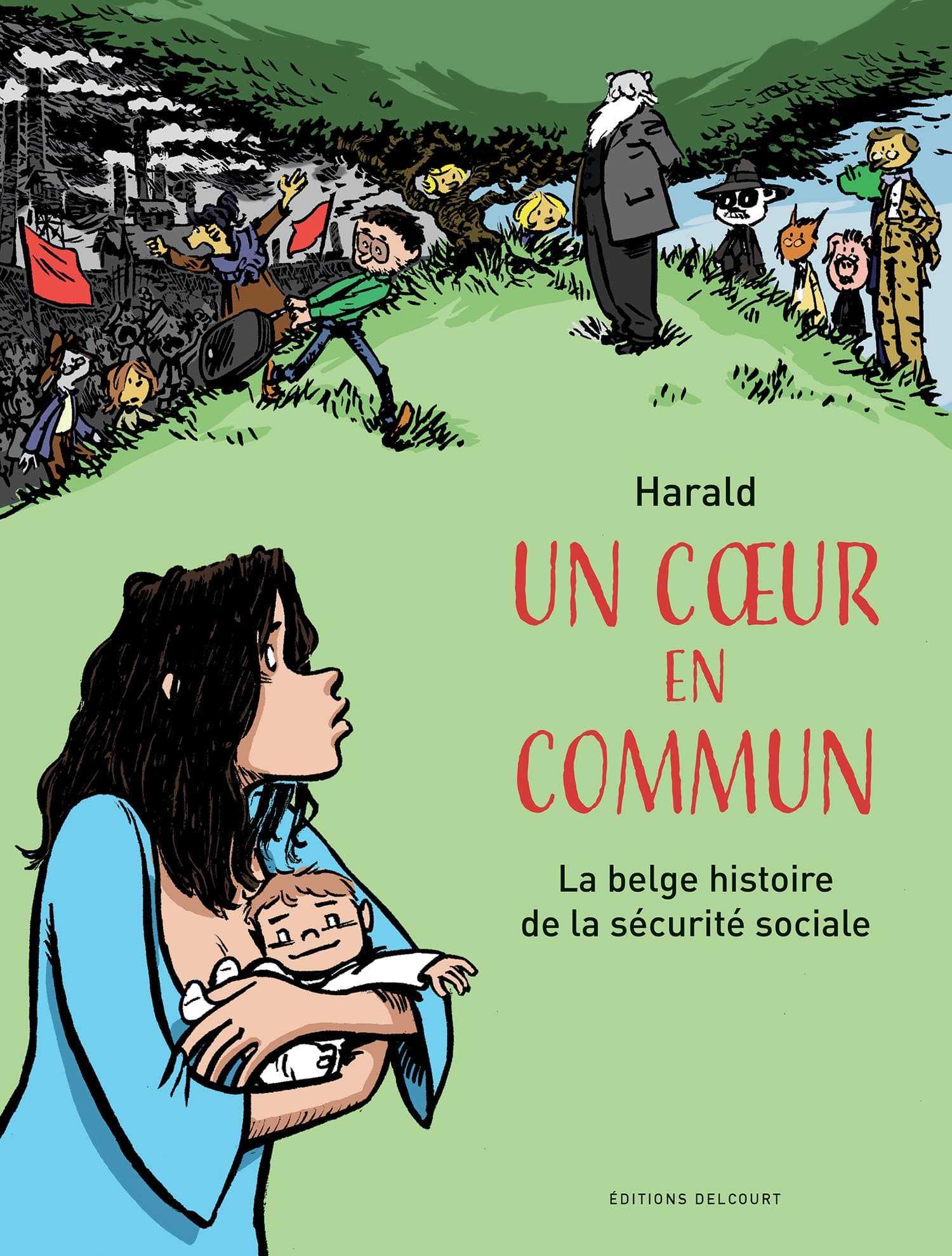 Un Cœur en commun, une belle histoire belge