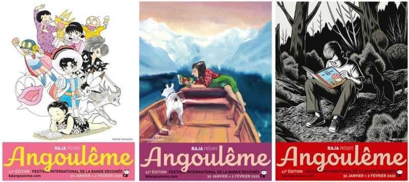 Festival BD d'Angoulême 2020
