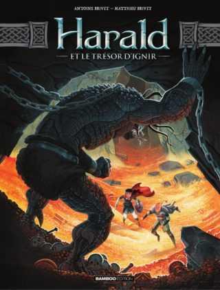 Harald et le trésor d'Ignir T2, épilogue fantastique