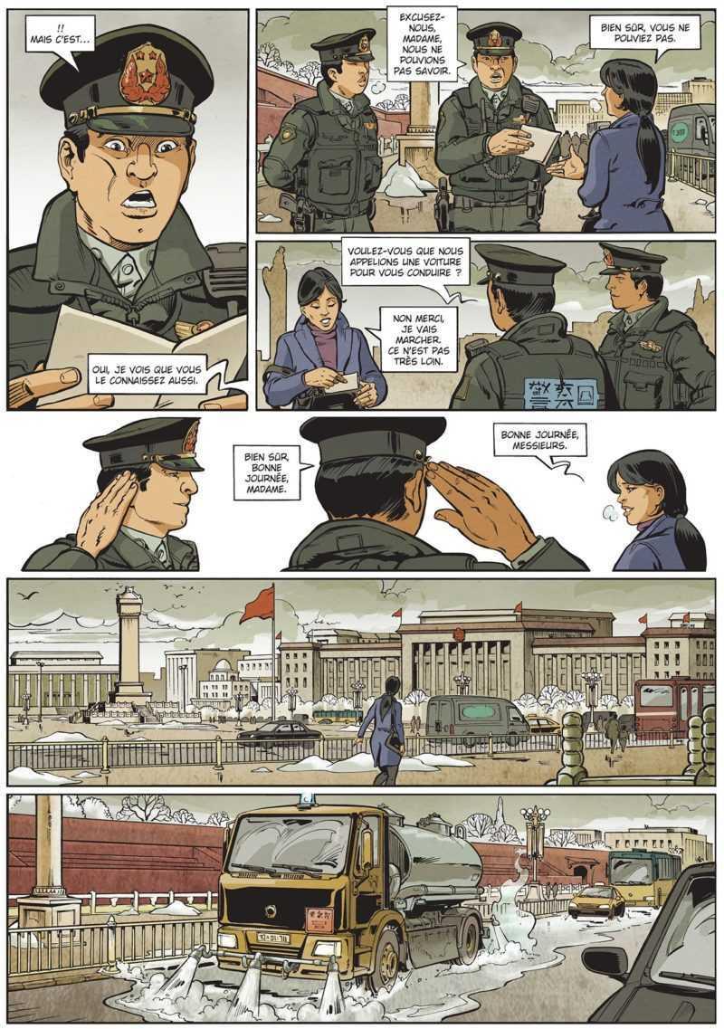 L'inconnu de la place Tiananmen