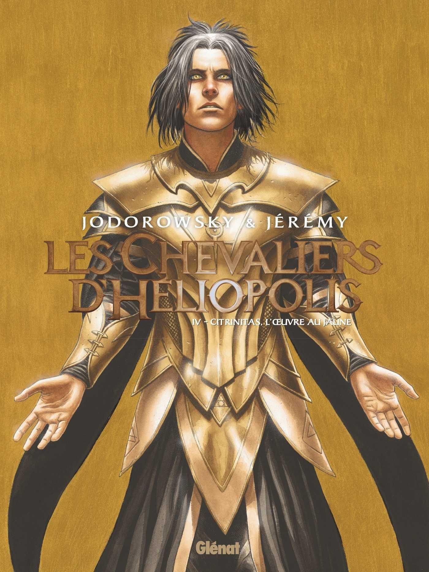 Les Chevaliers d'Héliopolis T4, les fils se renouent