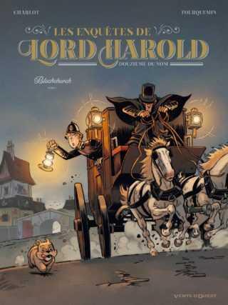 Les Enquêtes de Lord Harold, un ingénu astucieux