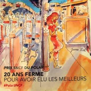Prix SNCF du Polar 2020