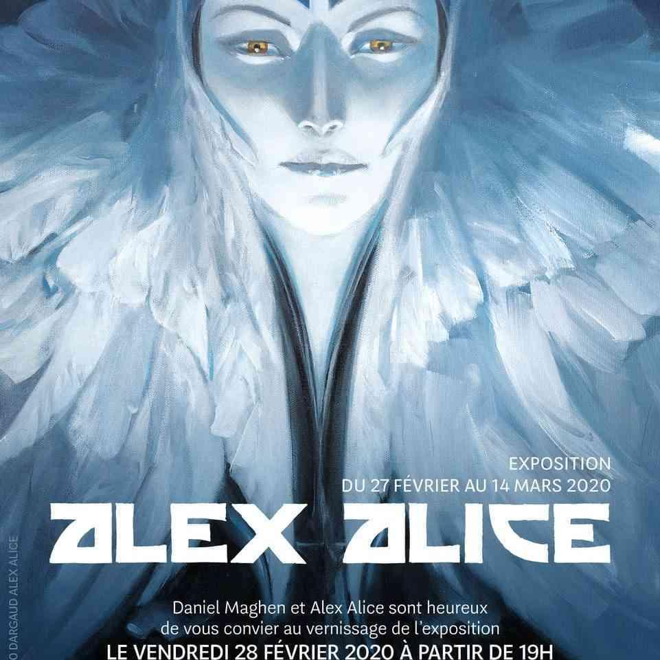 Alex Alice s'expose chez Maghen dès le 27 février avec Le Troisième Testament et Siegfried