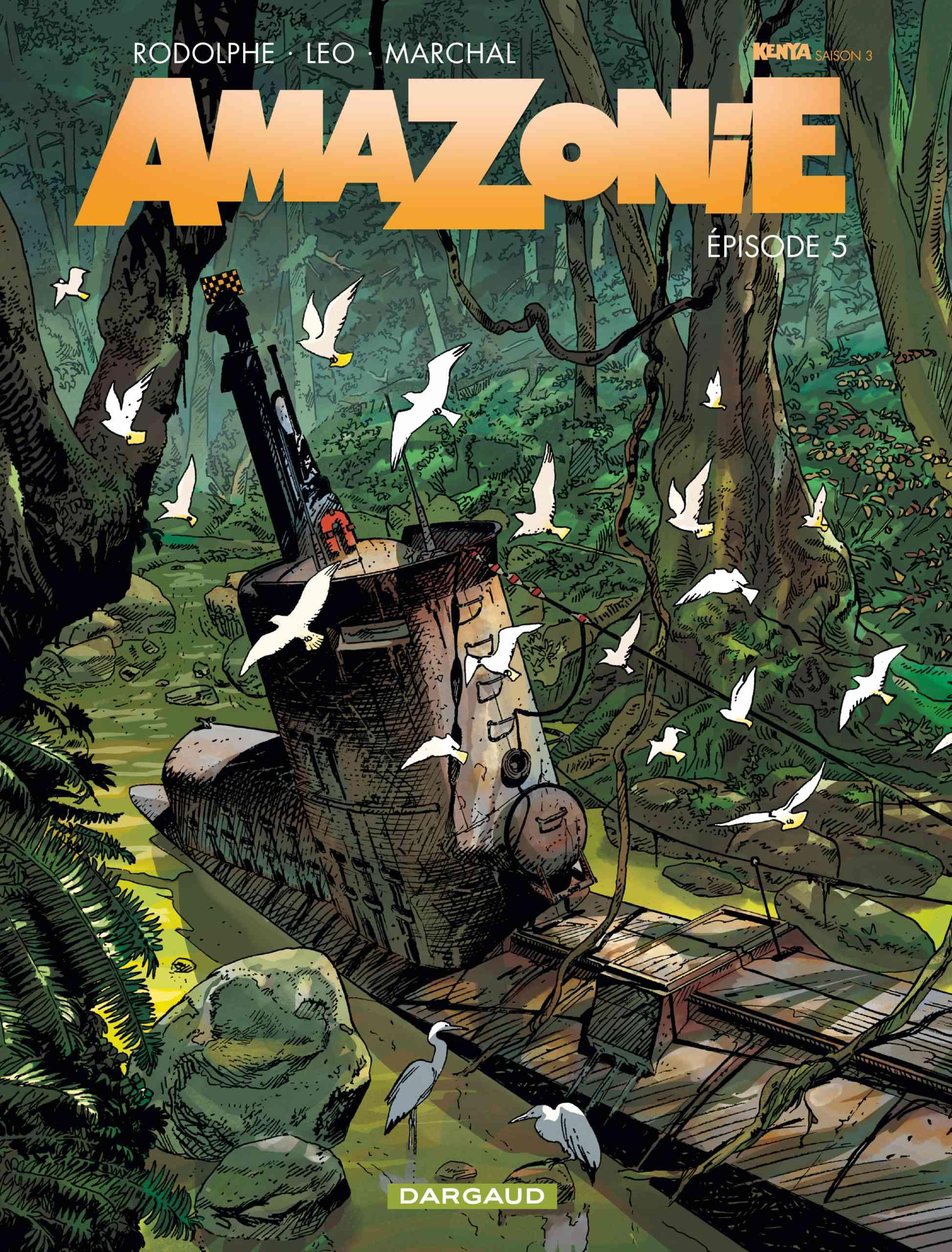 Amazonie épisode 5, dénouement