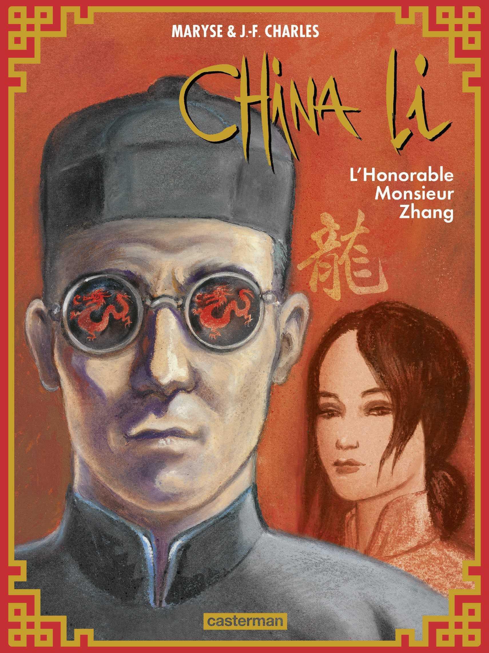 China Li T2, de Tchang Kaï-Chek à Mao