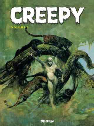 Creepy volume 3, horreur vintage