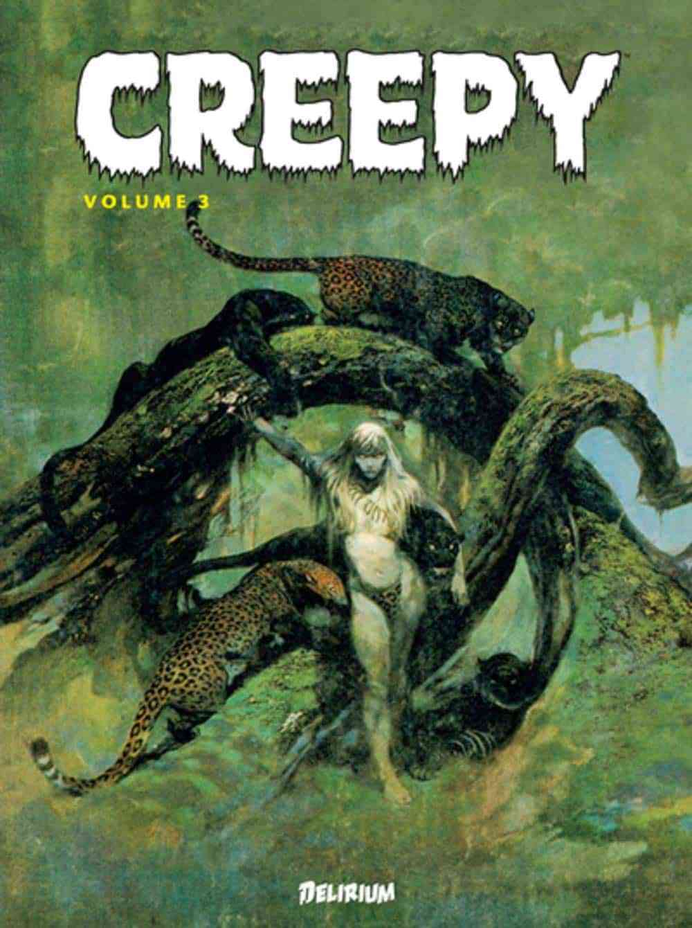 Creepy volume 3, horreur vintage