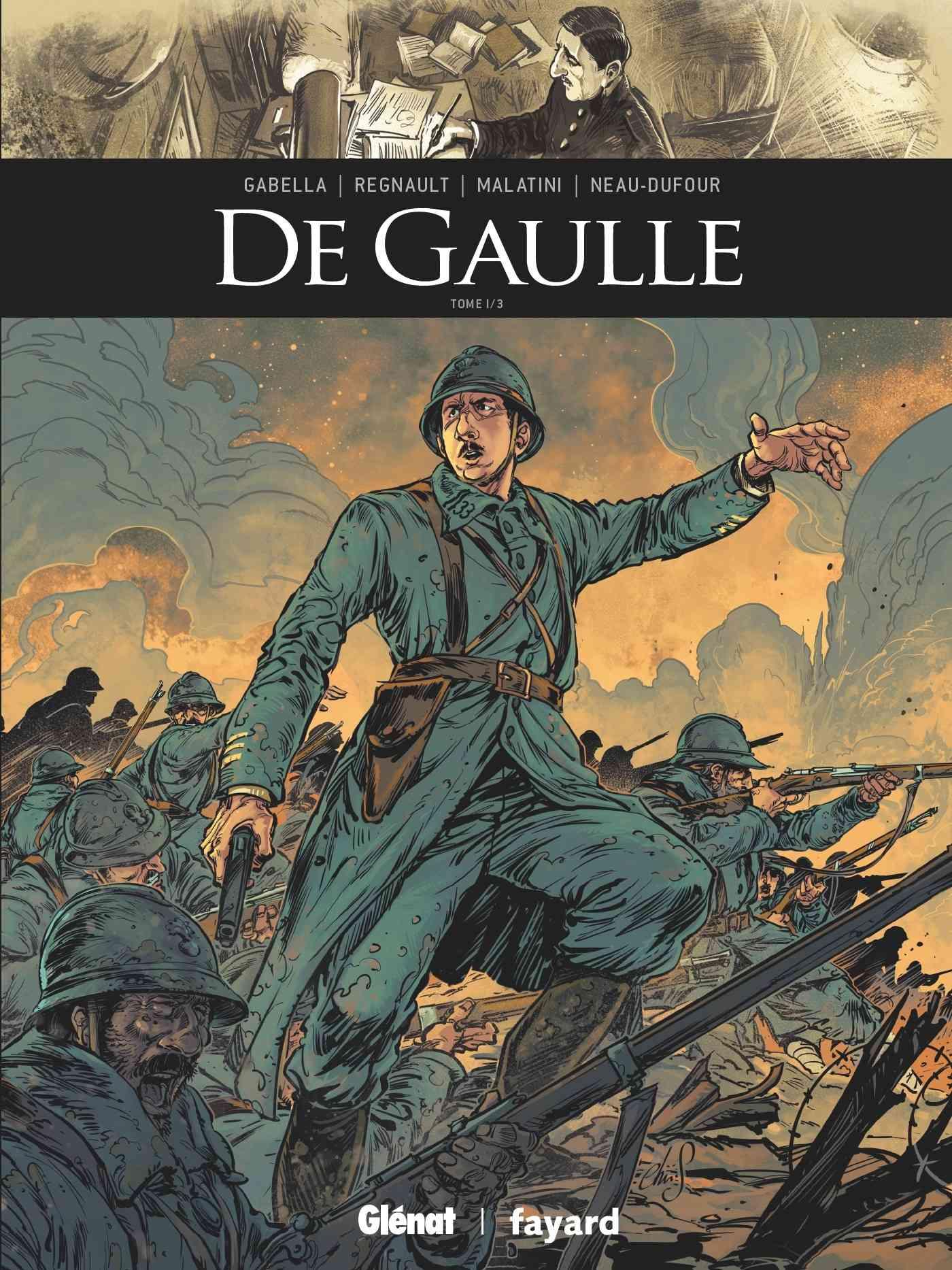 De Gaulle, l'homme avant tout