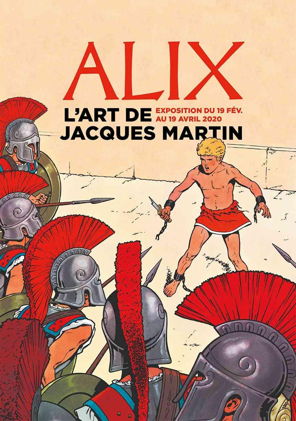 Alix et Jacques Martin s'exposent à Versailles du 19 février au 19 avril 2020