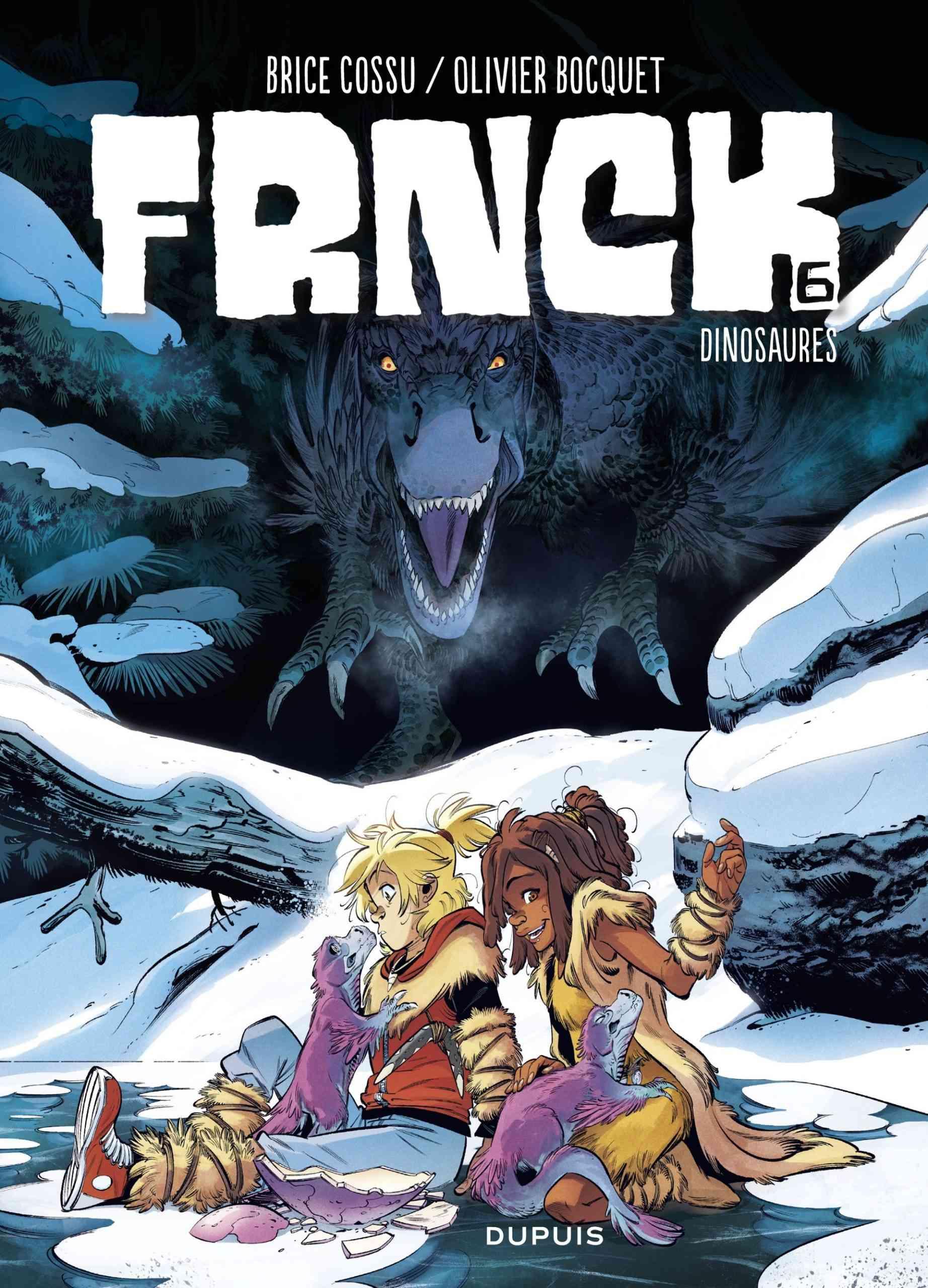 FRNCK T6, retour vers le futur