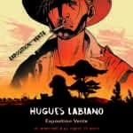 Hugues Labiano s'expose et dédicace à Montrouge le 4 mars 2020 avec Le Lion de Judah chez Anthèse