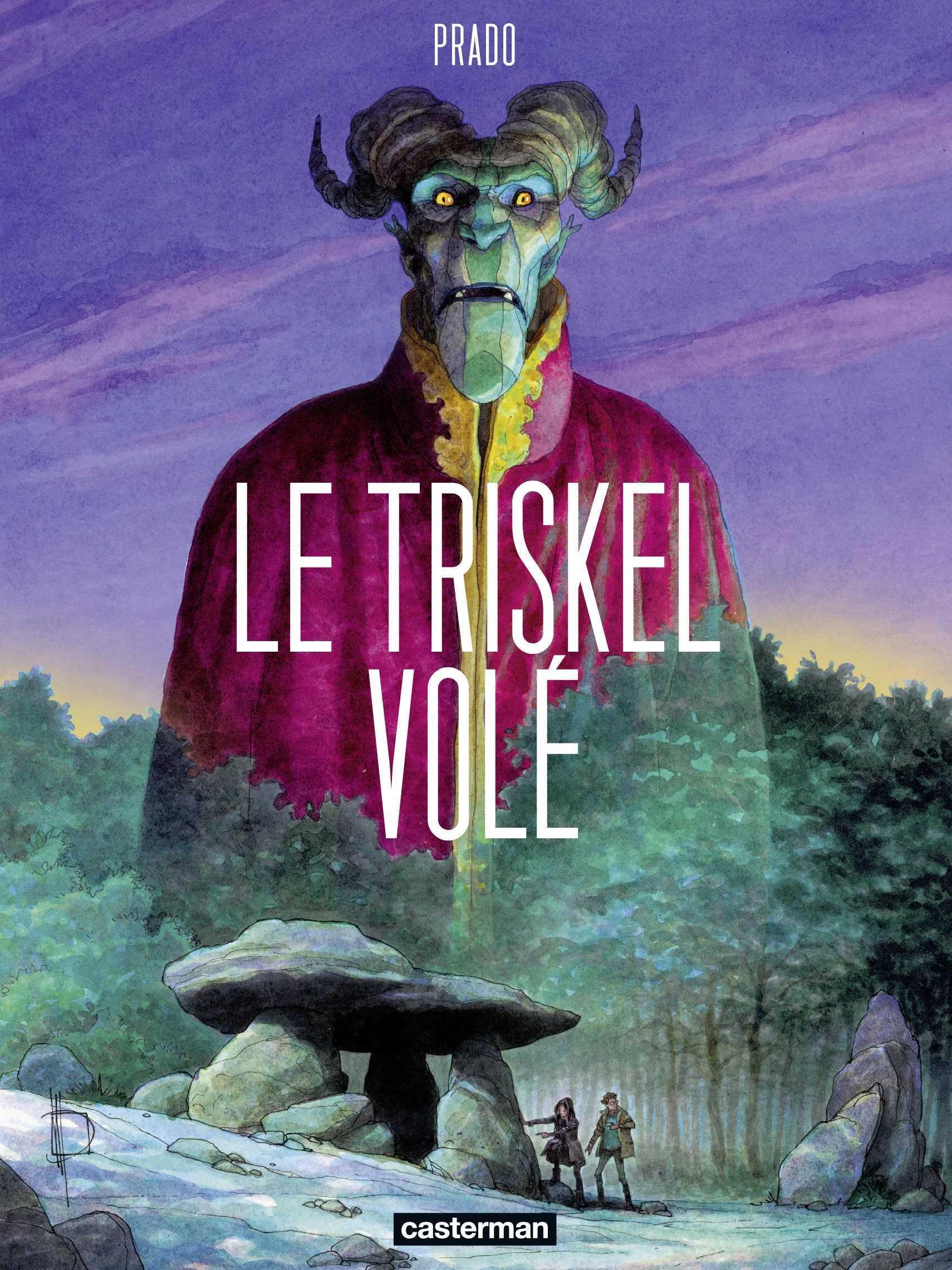 Le Triskel volé, Démons et Purs face à face