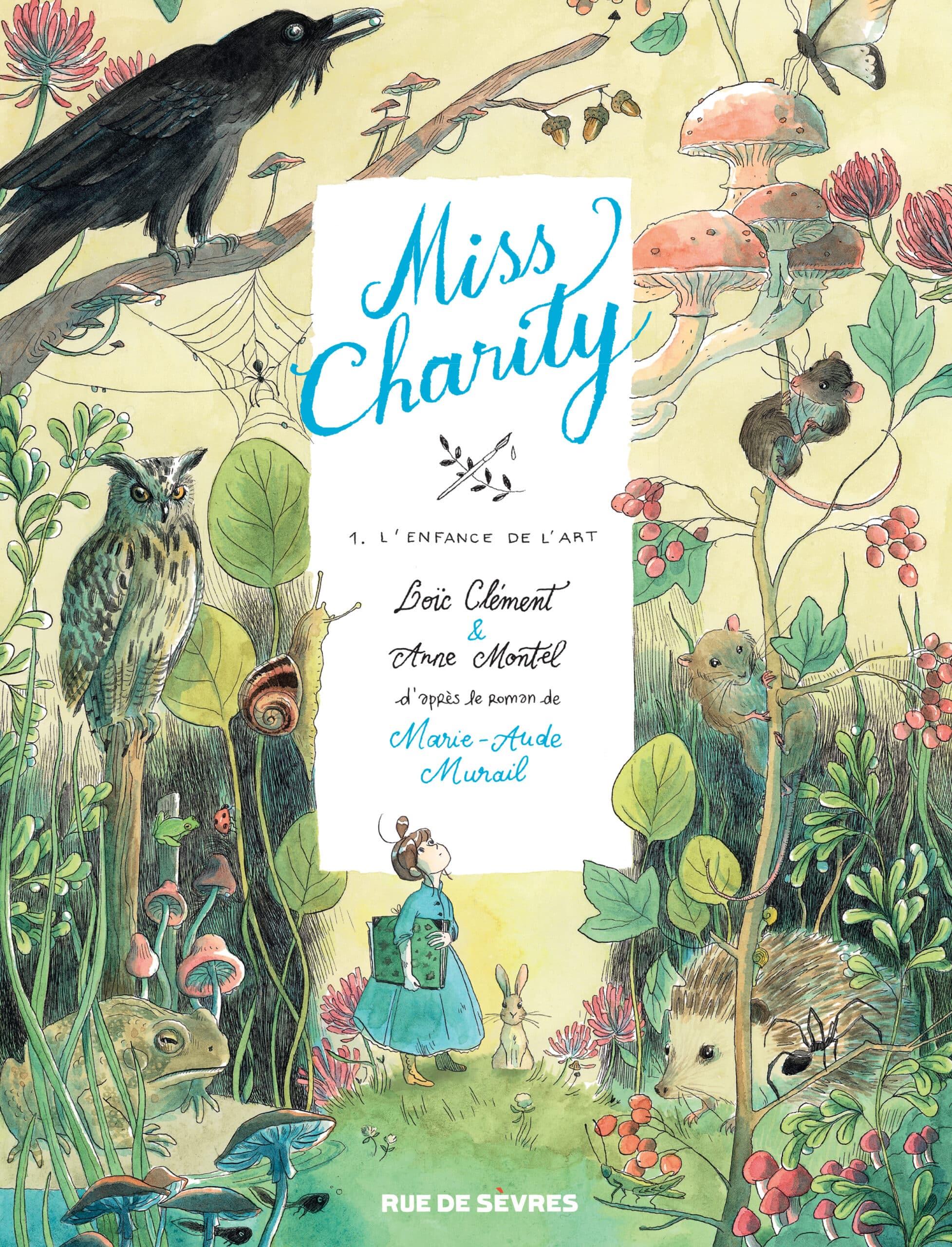 Miss Charity, les débuts d'une curieuse ingénue avec Anne Montel et Loïc Clément