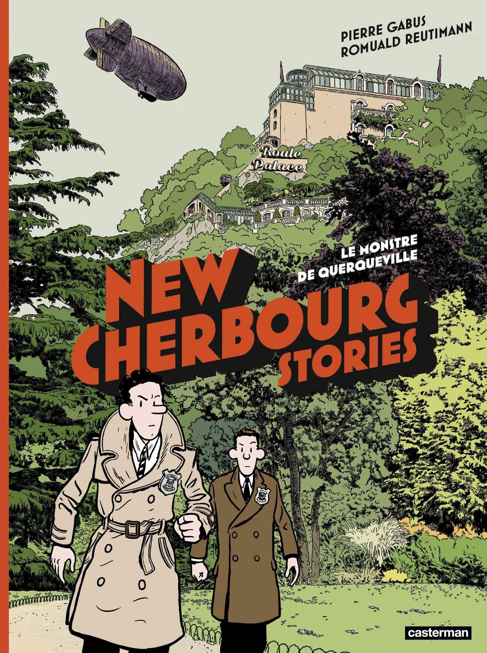 New Cherbourg Stories, délicieusement rétro