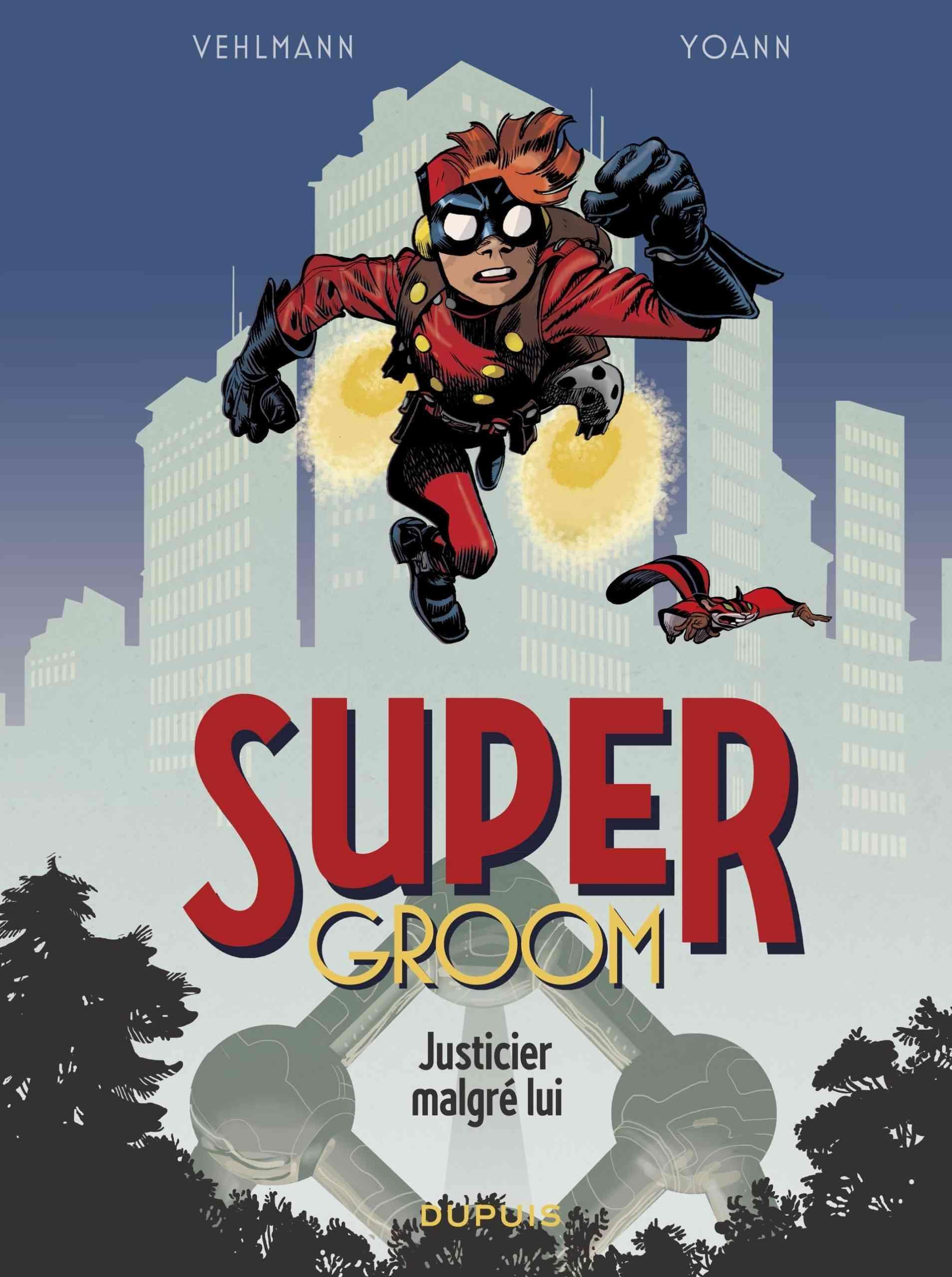 Supergroom, un nouveau départ pour Spirou