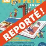 48H BD des 3, 4 avril reportées et les Imaginales d'Épinal annulées mais maintiennent leurs Prix 2020