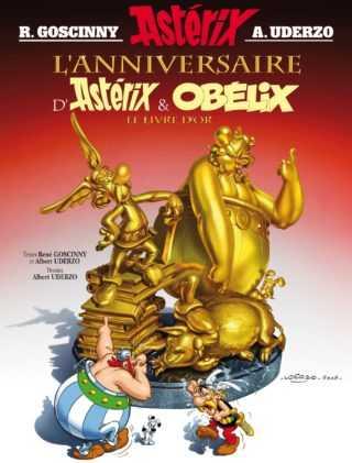 L'Anniversaire d'Astérix et Obélix