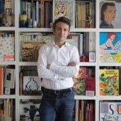 Stéphane Beaujean, Directeur Artistique, quitte le Festival d'Agoulême et passe chez Dupuis