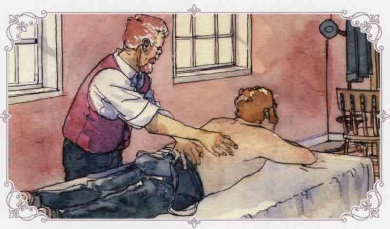 A.T. Still, pionnier de l'ostéopathie