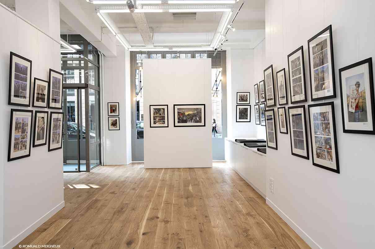La galerie Maghen à Paris ferme ses portes pour cause de virus