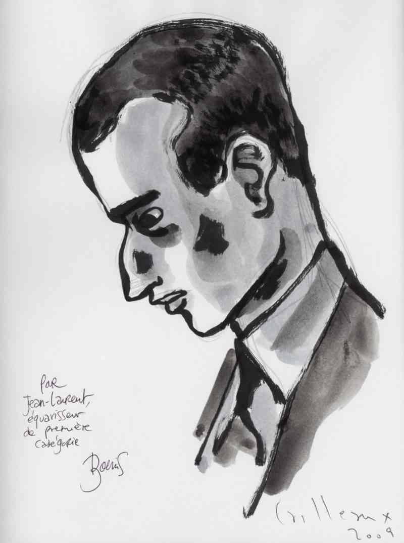 Dédicace d'Hervé Bourhis et Christian Cailleaux