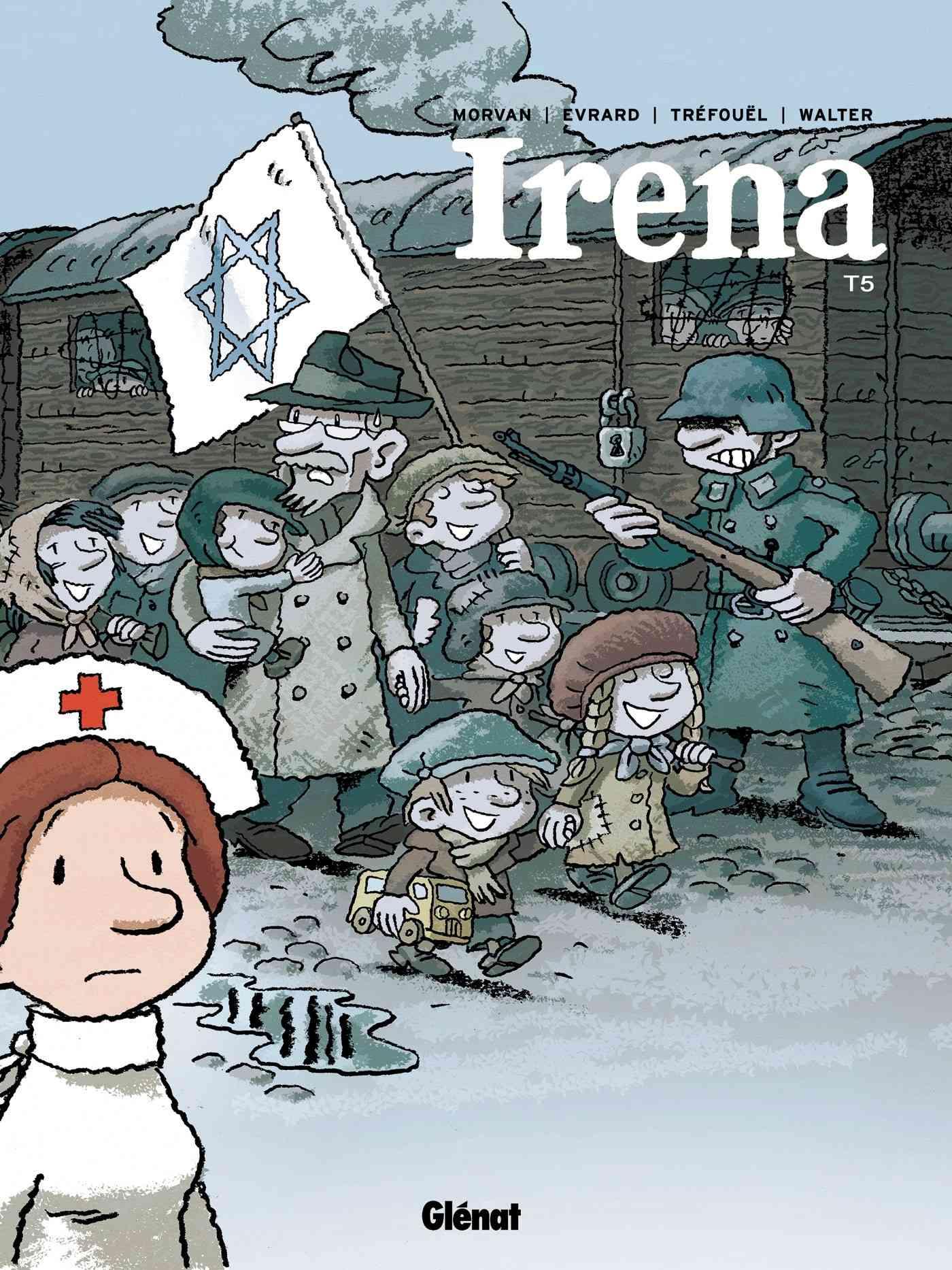 Irena T5, l'horreur jusqu'au bout