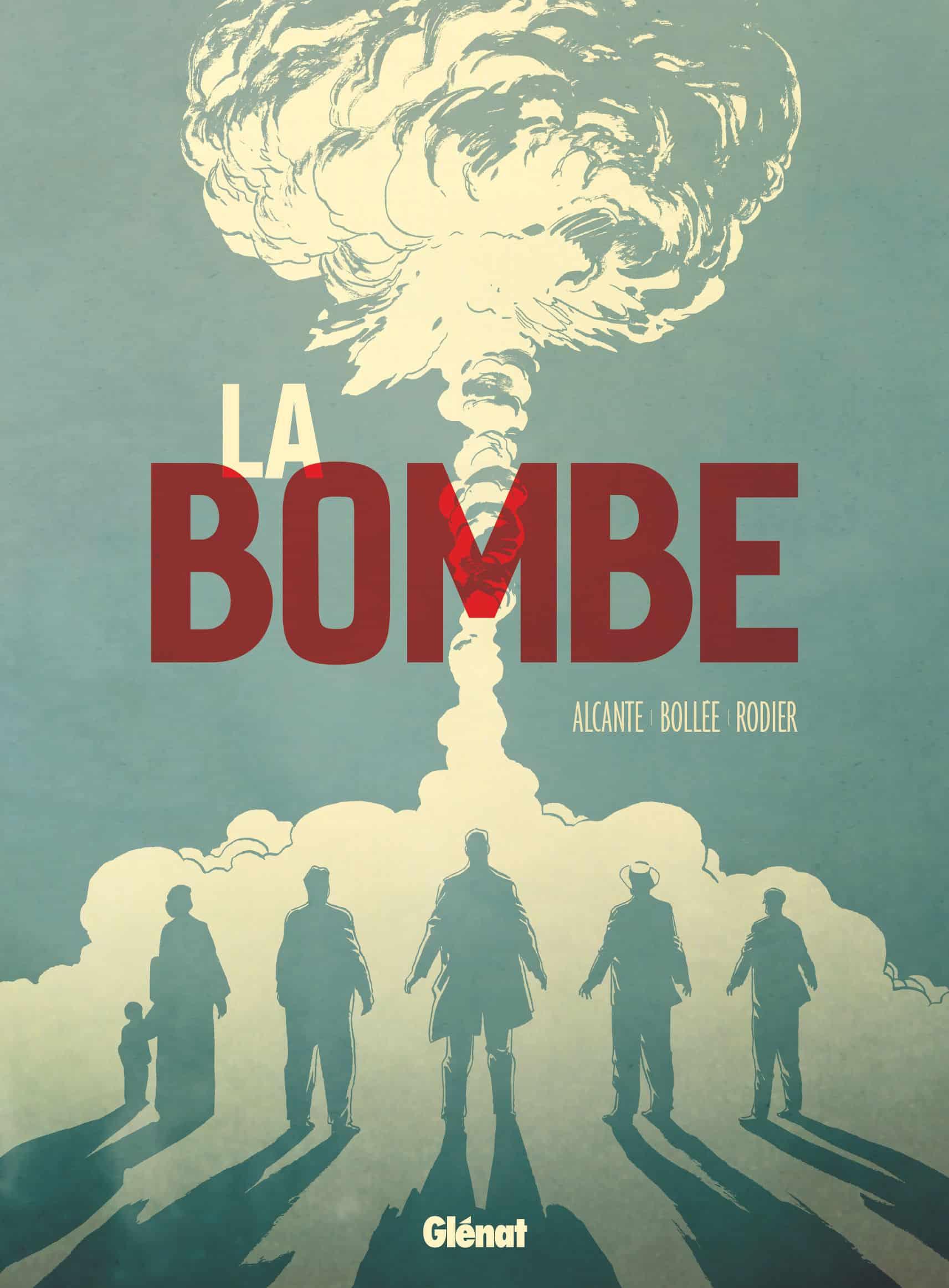 La Bombe prix ACBD de la BD québécoise 2020