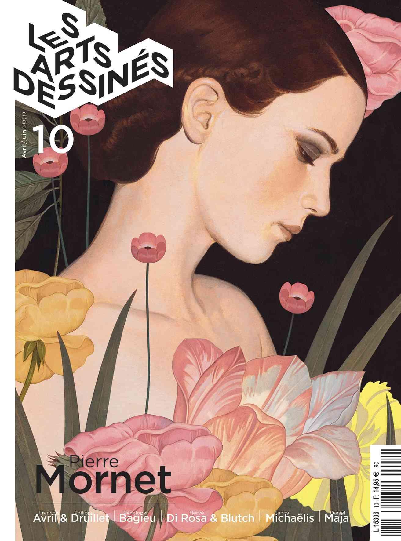Le numéro 10 des Arts dessinés est en kiosque