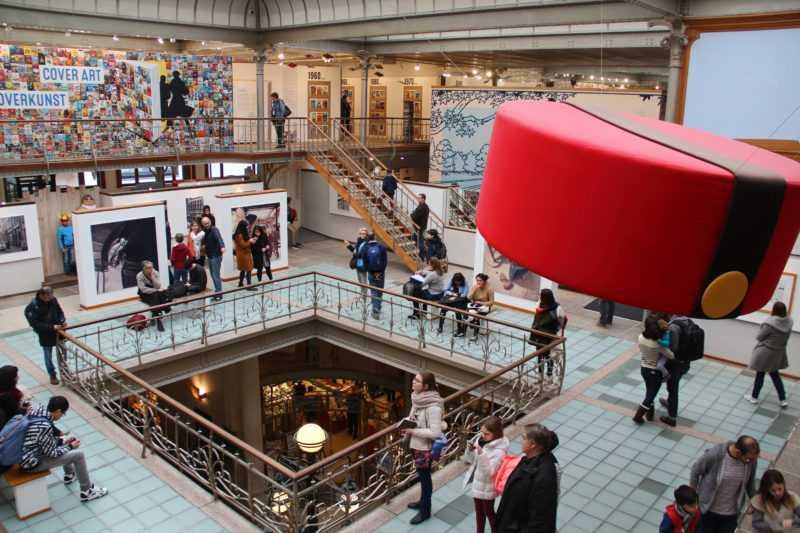 Musée de la BD de Bruxelles