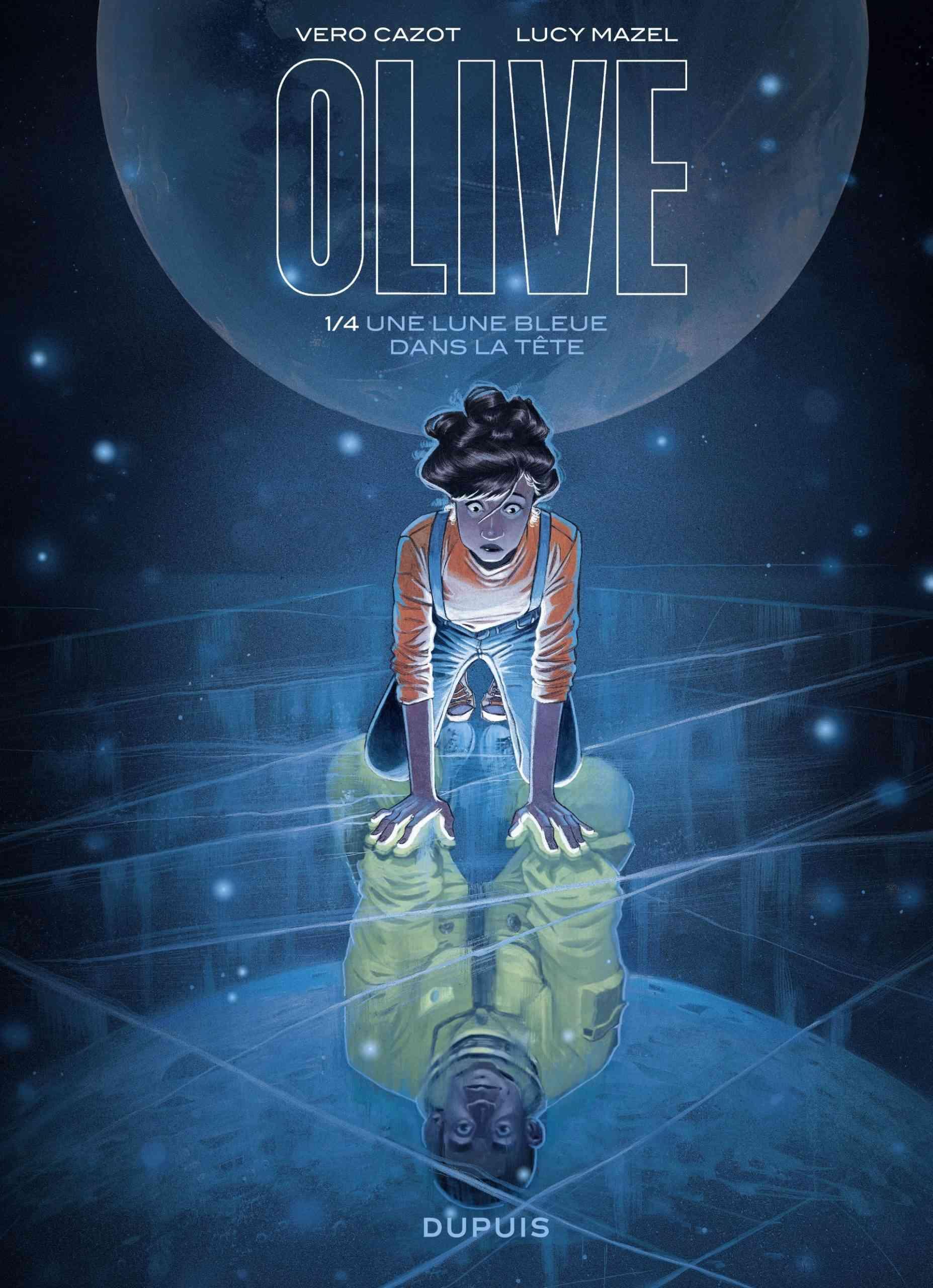 Olive, quand la fiction prend vie