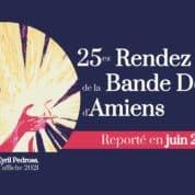 Rendez-Vous de la Bande Dessinée d'Amiens 2020 annulés, on se retrouve en 2021