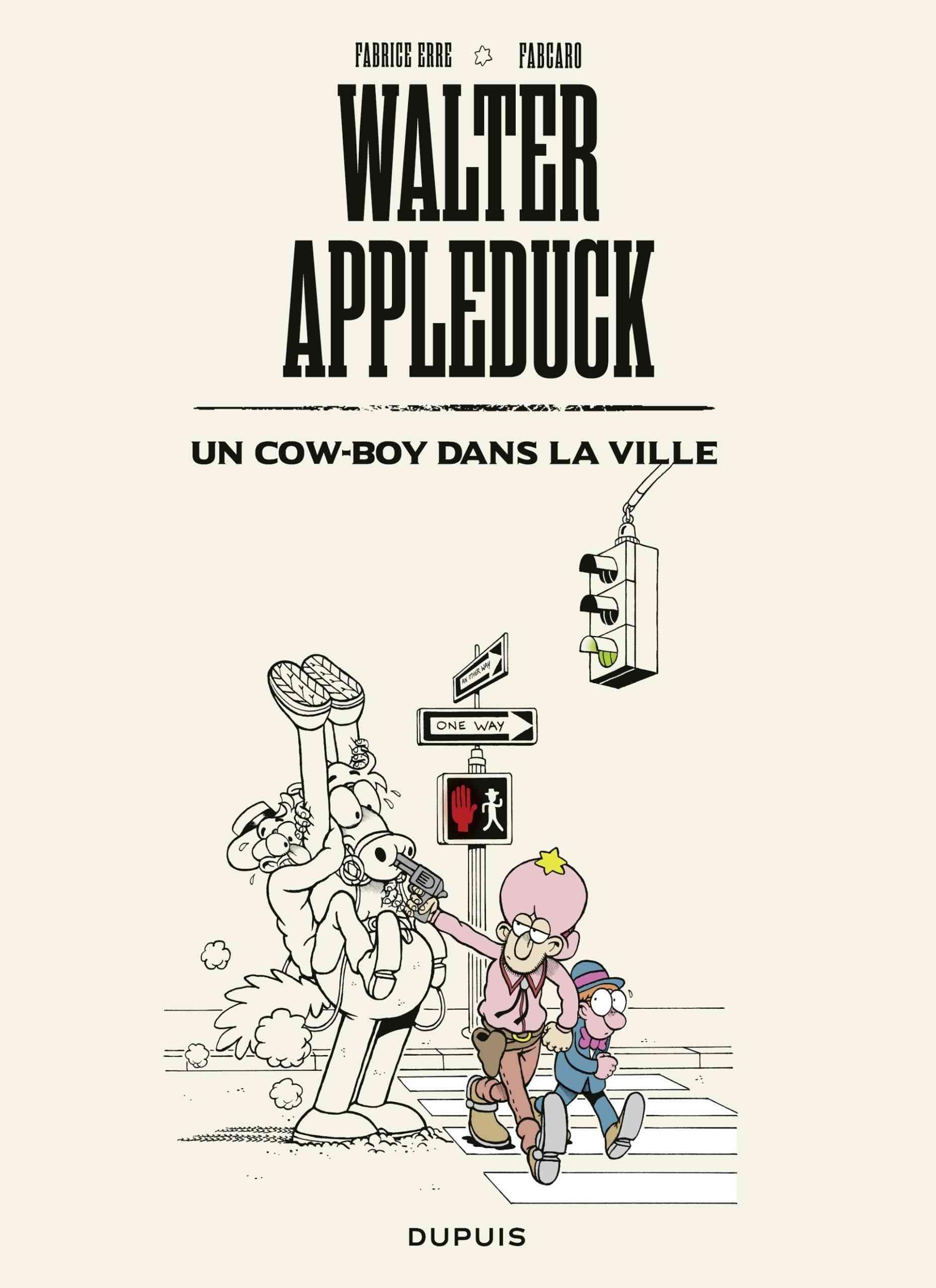 Walter Appleduck T2, complètement à l'Ouest Billy et parution le 15 mai