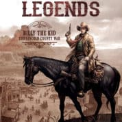 West Legends T2, Billy the Kid entre légende et vérité