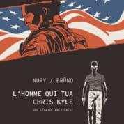 L'Homme qui tua Chris Kyle, Fabien Nury et Brüno sur la piste d'American Sniper dès le 29 mai