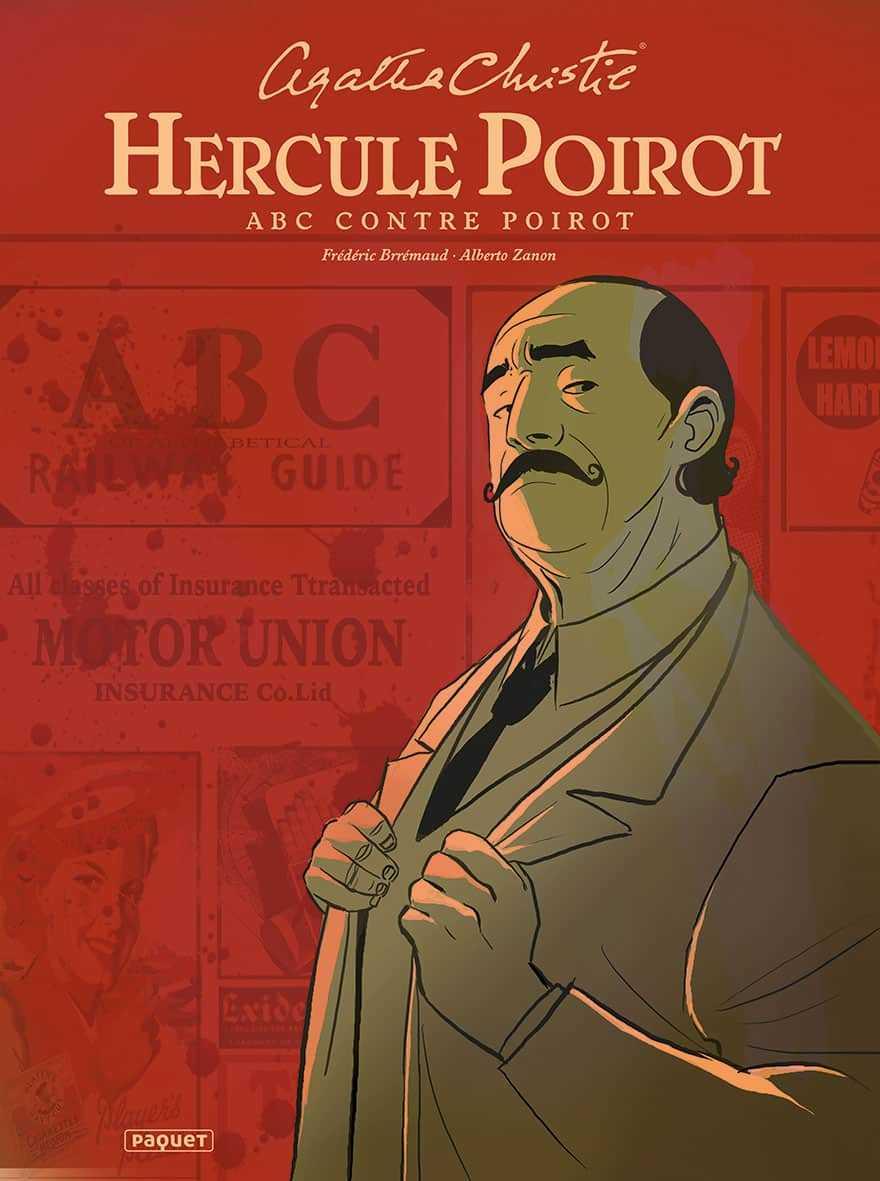 A.B.C. contre Poirot, un meurtrier tout en finesse