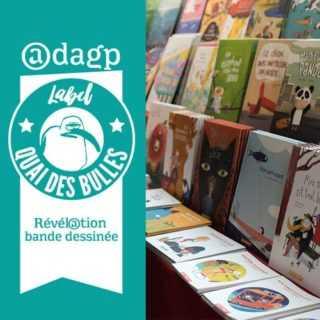 Prix Révélation ADAGP/Quai des Bulles 2020