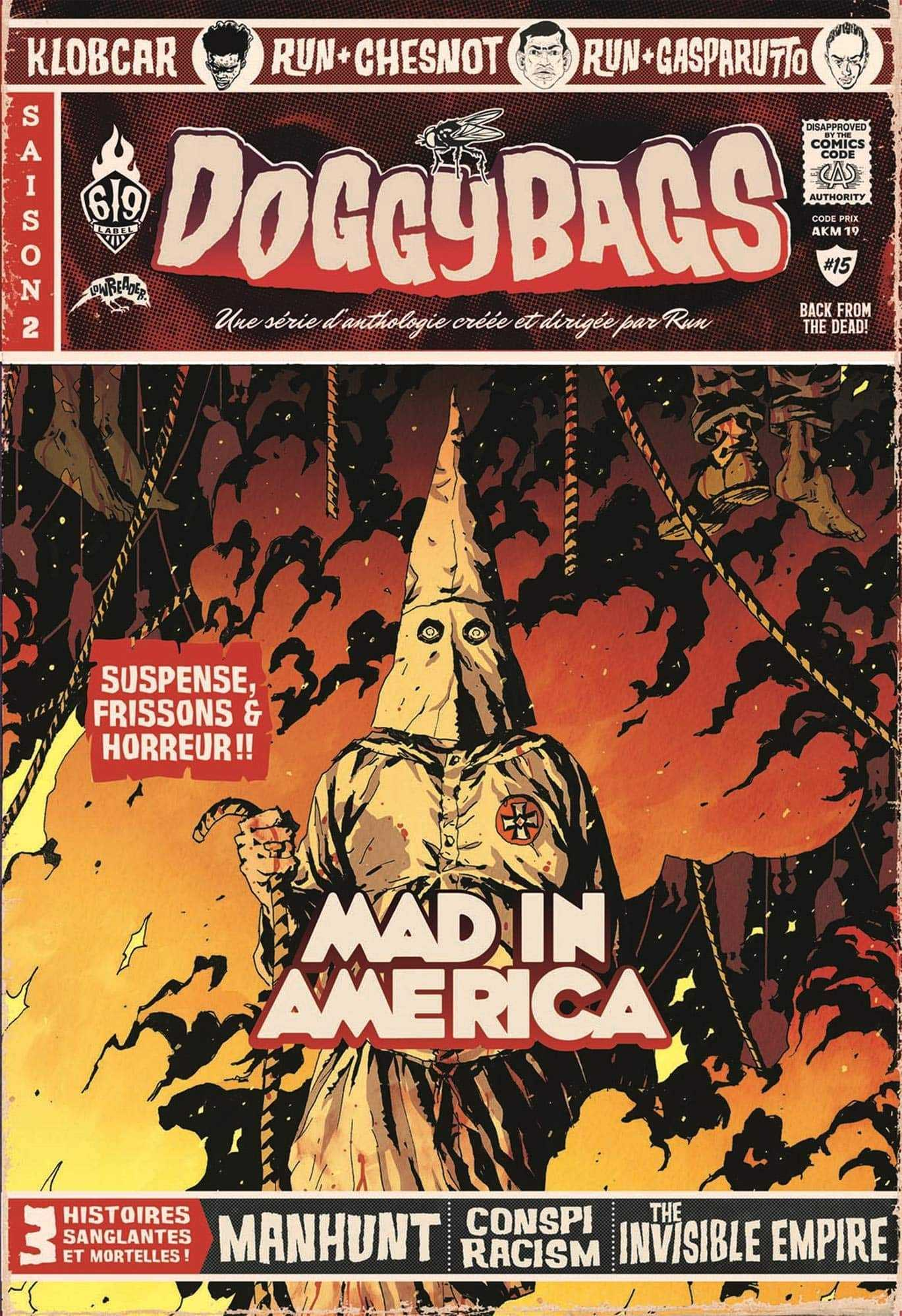 Doggybags 15, très