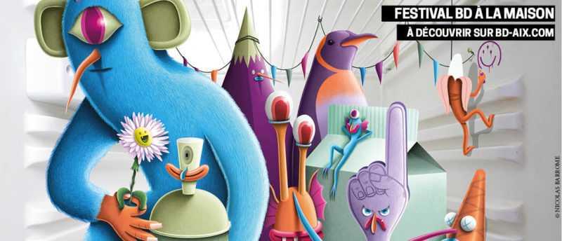 Festival BD d'Aix-en-Provence 2020