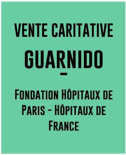 Guarnido et la Galerie 9e Art ensemble pour aider la Fondation des Hôpitaux de Paris