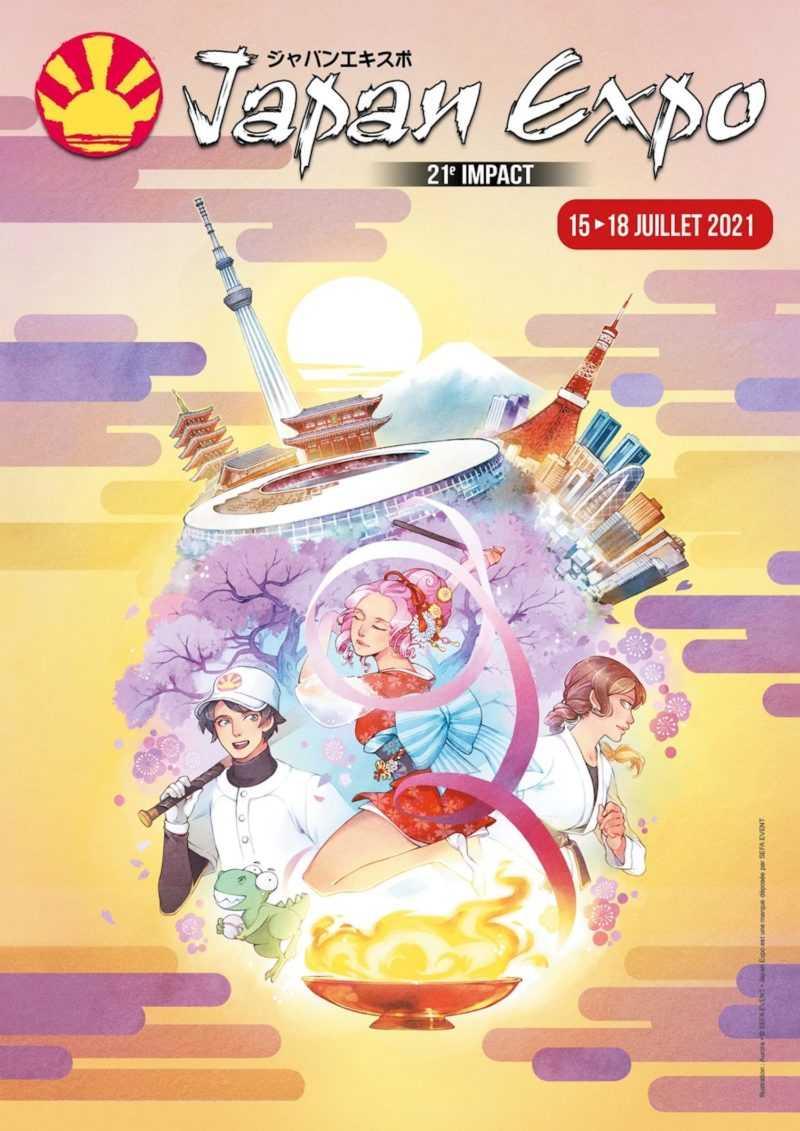 Japan Expo 2021