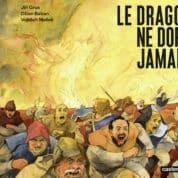 Le Dragon ne dort jamais, conte moral et médiéval