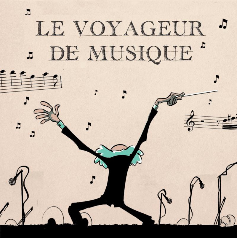 Le Voyageur de musique