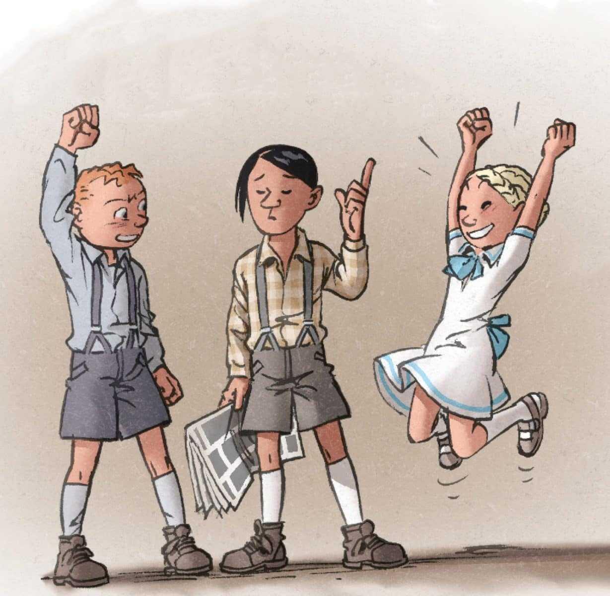 Confinement, mais pour une grande évasion avec les Enfants de la Résistance