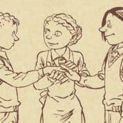 """Le Trophée de l'édition 2020 catégorie """"Communication"""" aux Enfants de la Résistance chez Le Lombard"""